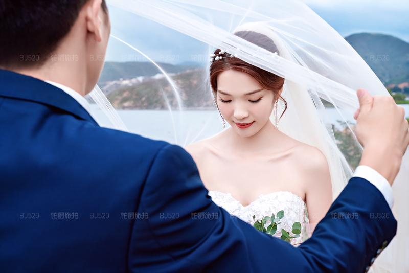 铂爵旅拍婚纱照 在大理实现我的公主梦