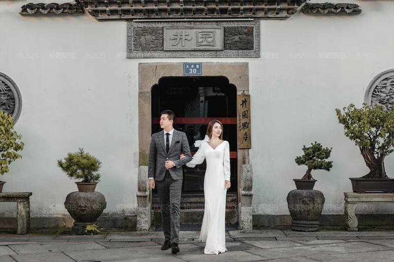 铂爵旅拍婚纱照 记一次杭州的蜜月之旅