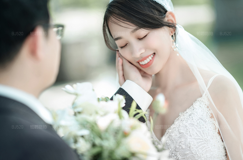 铂爵旅拍婚纱照  记录在桂林的蜜月旅拍