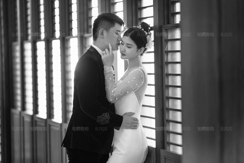 铂爵旅拍桂林婚纱照的浪漫回忆