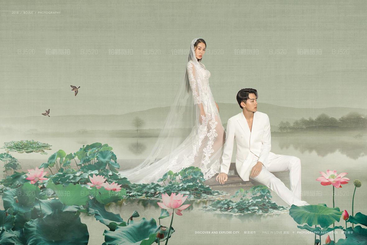 杭州婚纱照外景大全 让你的婚纱外景拍摄不留遗憾