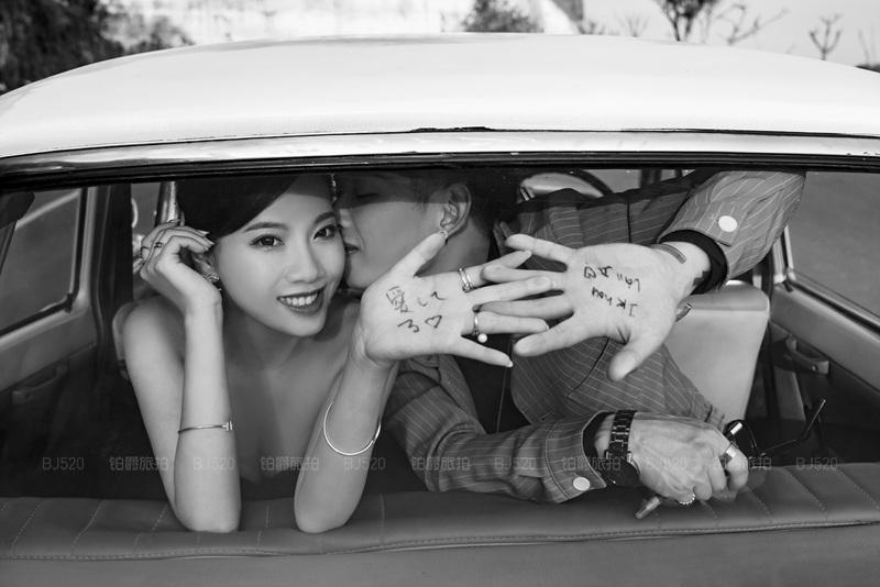 铂爵旅拍婚纱照 巴厘岛婚纱摄影浪漫之旅