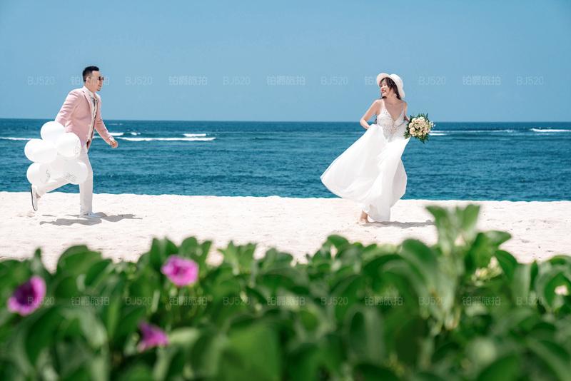 铂爵旅拍婚纱照 浪漫巴厘岛之行