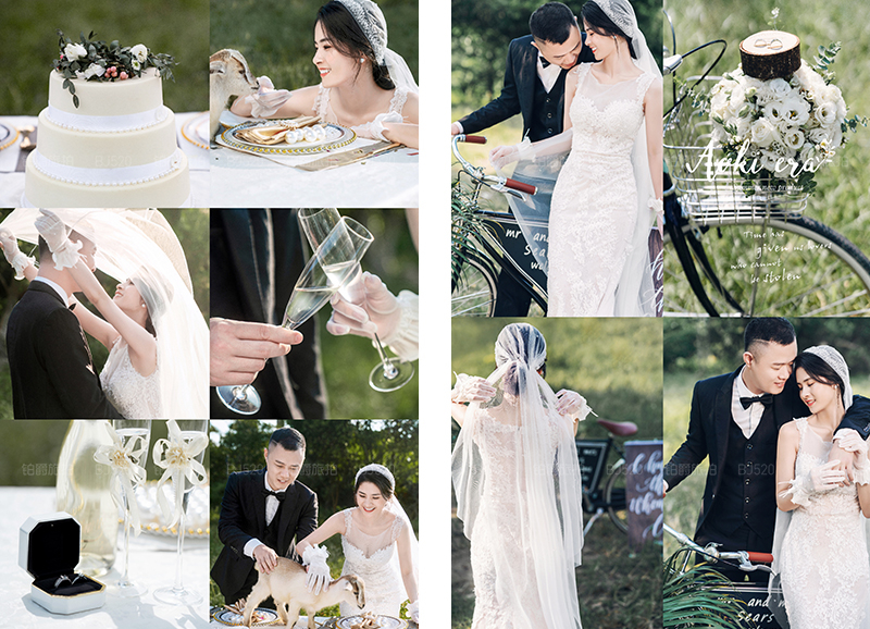 深圳旅拍婚纱照 记录爱的旅行