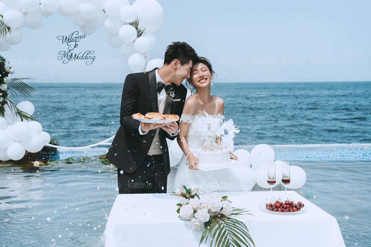婚纱照发朋友圈配点什么文字呢?有哪些模板?