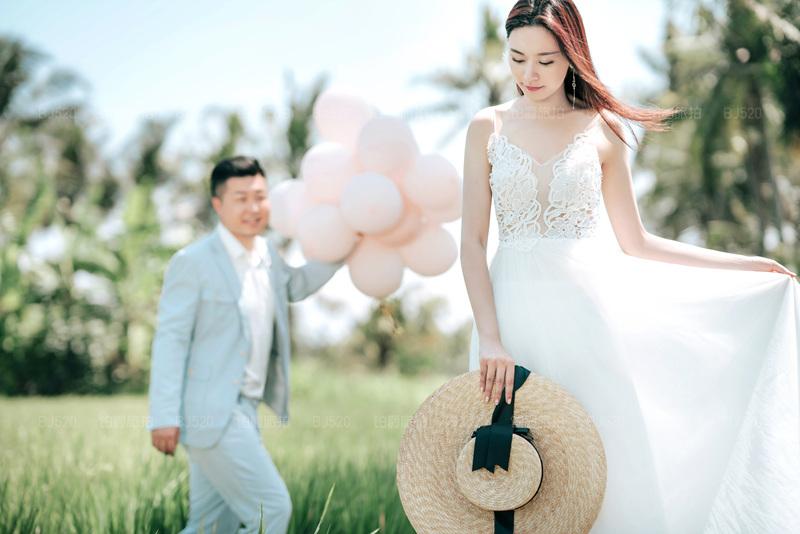 感谢铂爵旅拍带我们体验巴厘岛旅拍婚纱照的美好