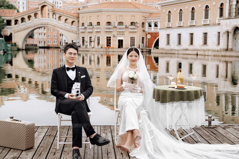 铂爵旅拍婚纱照 记录在杭州的蜜月旅拍好时光