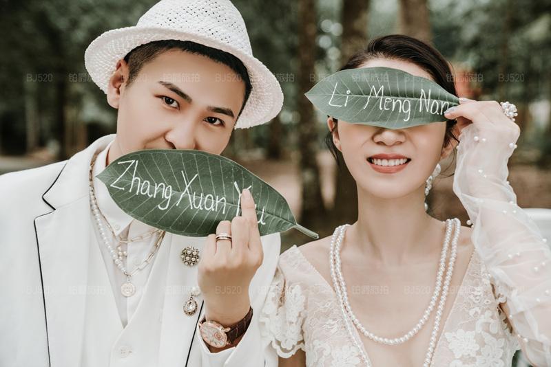 铂爵旅拍婚纱照 记录在普吉岛的美好时光