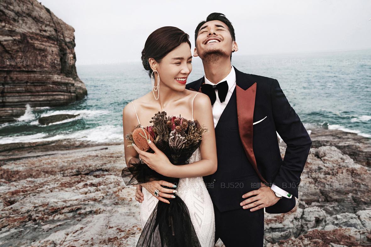青岛照婚纱照多少钱 青岛照婚纱照价格