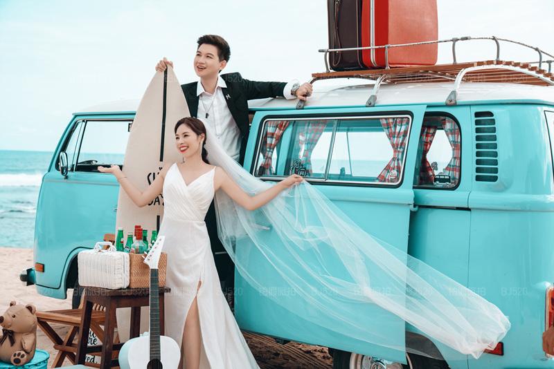 巴厘岛蜜月旅拍婚纱照的浪漫体验