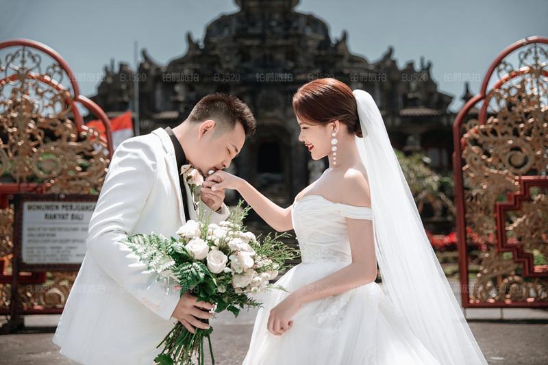 铂爵旅拍巴厘岛婚纱摄影 一次难忘的旅程