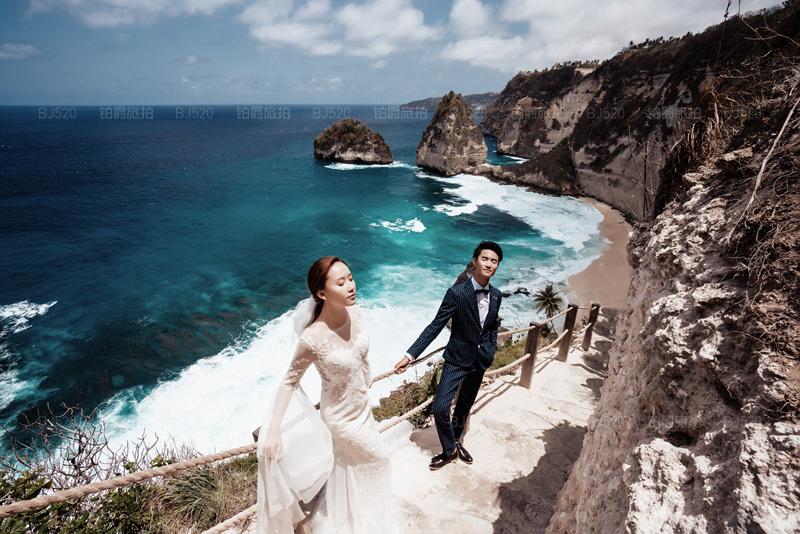 巴厘岛旅拍婚纱照 记录铂爵旅拍带给我们的美好记忆