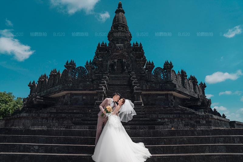 巴厘岛旅拍婚纱摄影的难忘体验