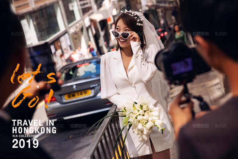 选择铂爵旅拍 开启在香港的浪漫旅拍体验