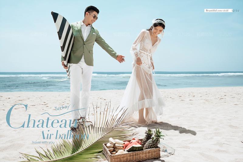 巴厘岛旅拍婚纱照的浪漫体验