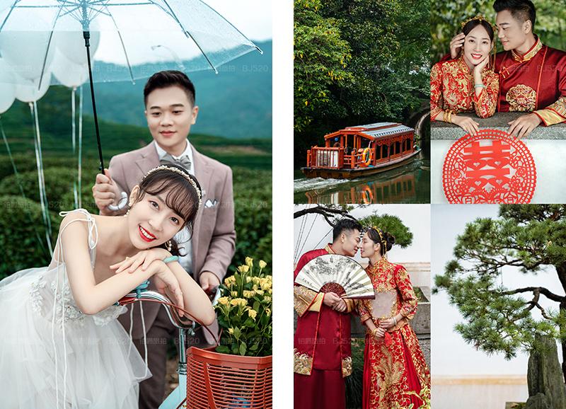 杭州铂爵旅拍蜜月之旅