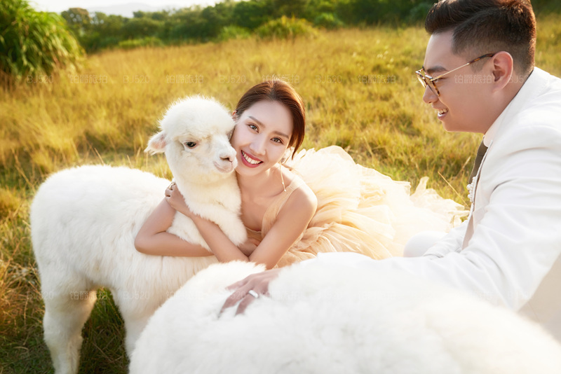 深圳旅拍婚纱照 感谢铂爵旅拍的用心