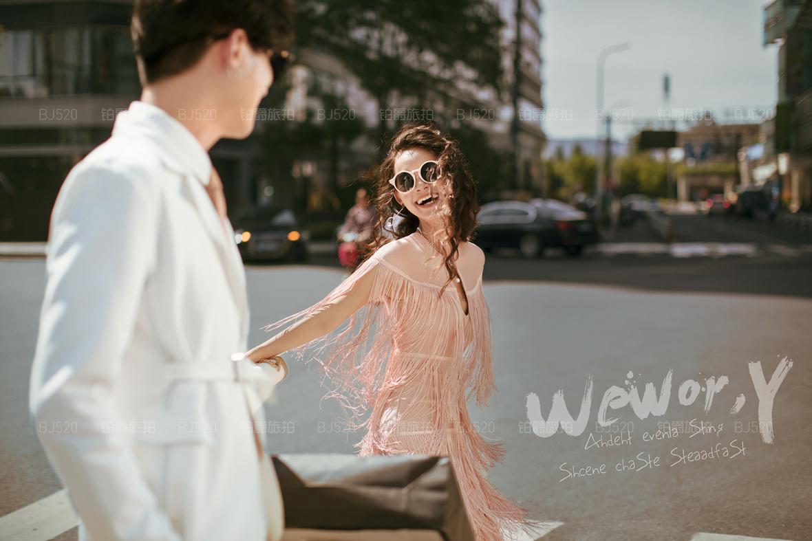 杭州婚纱照多少钱?这里总有几款适合你!