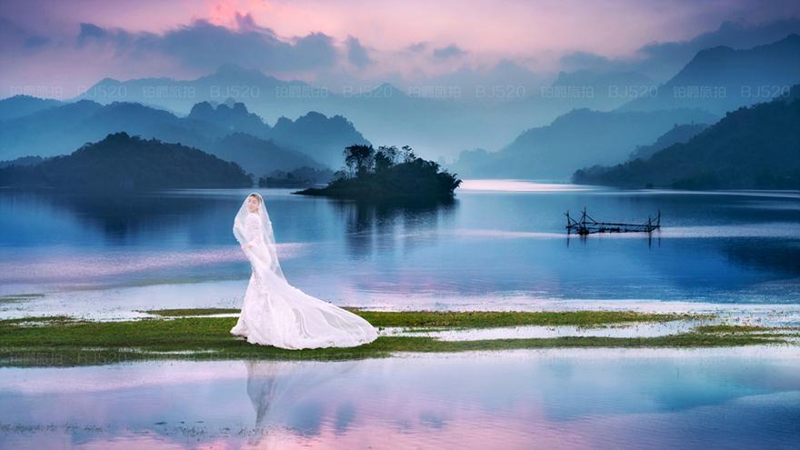 婚纱照不要了怎么处理,风水上结婚照离异处理怎么样?
