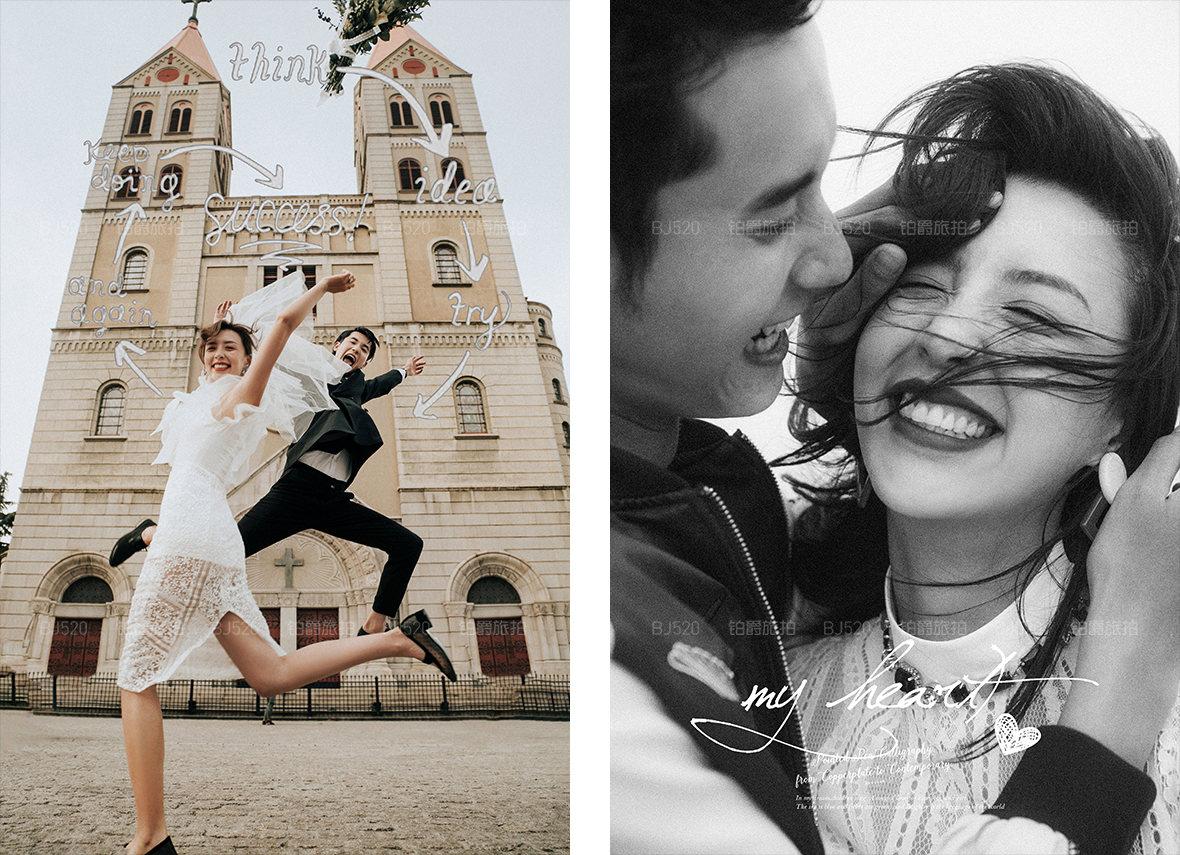 青岛婚纱摄影价格大概多少 青岛哪些景点适合拍摄婚纱照