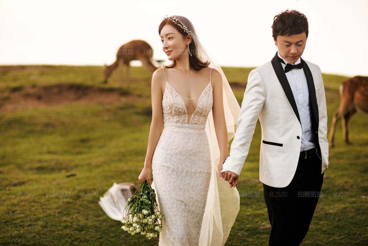 日本婚纱摄影价格大概多少 日本婚纱照拍摄地点有哪些