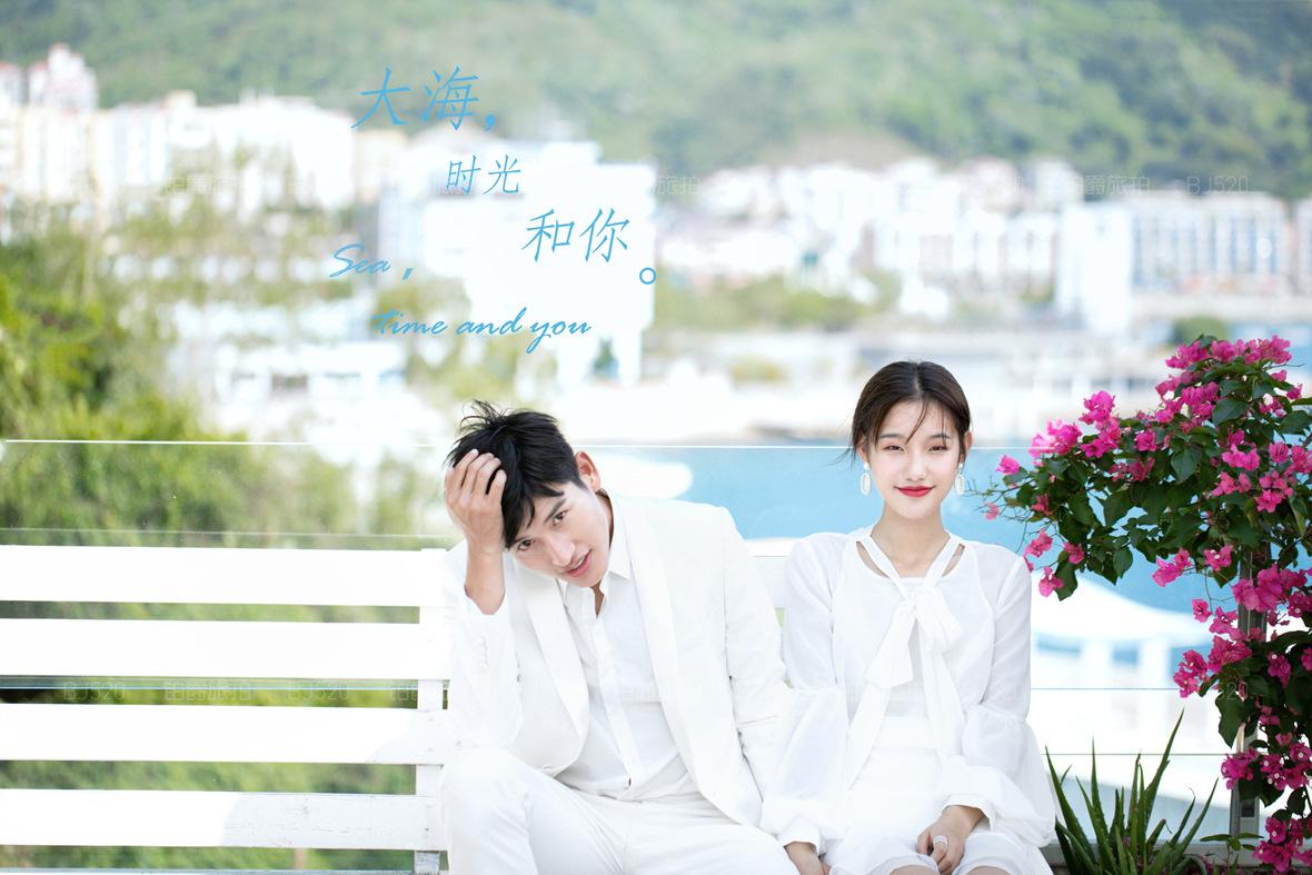 深圳旅拍婚纱摄影景点,风景优美的外景拍摄点