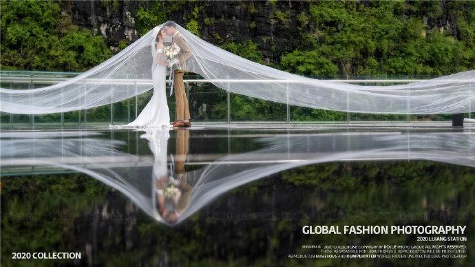 铂爵旅拍桂林婚纱照 一生的浪漫记忆