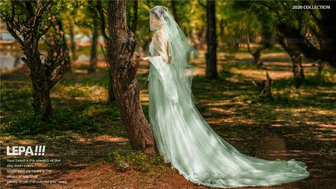 铂爵旅拍婚纱照 记录在大理的旅程