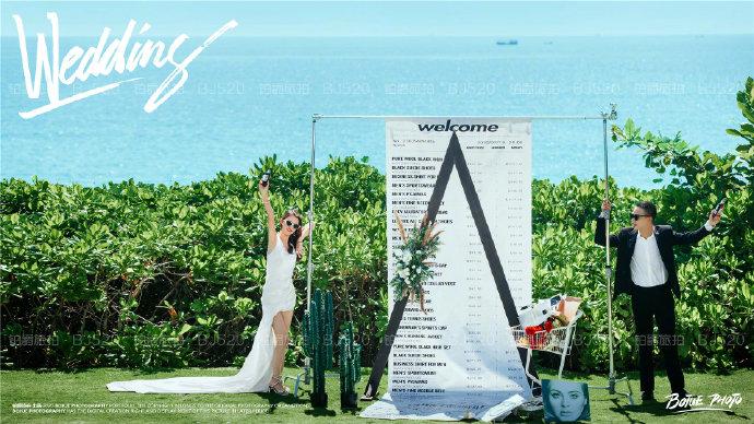 铂爵旅拍三亚婚纱照的奇妙体验