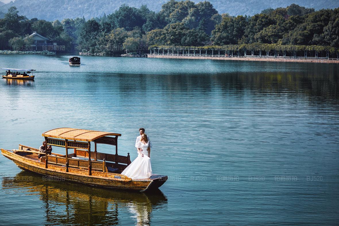 杭州婚纱照拍摄取景好去处有哪些 这些可以作为取景地