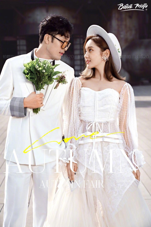 铂爵旅拍北京婚纱摄影 难忘一生的旅程