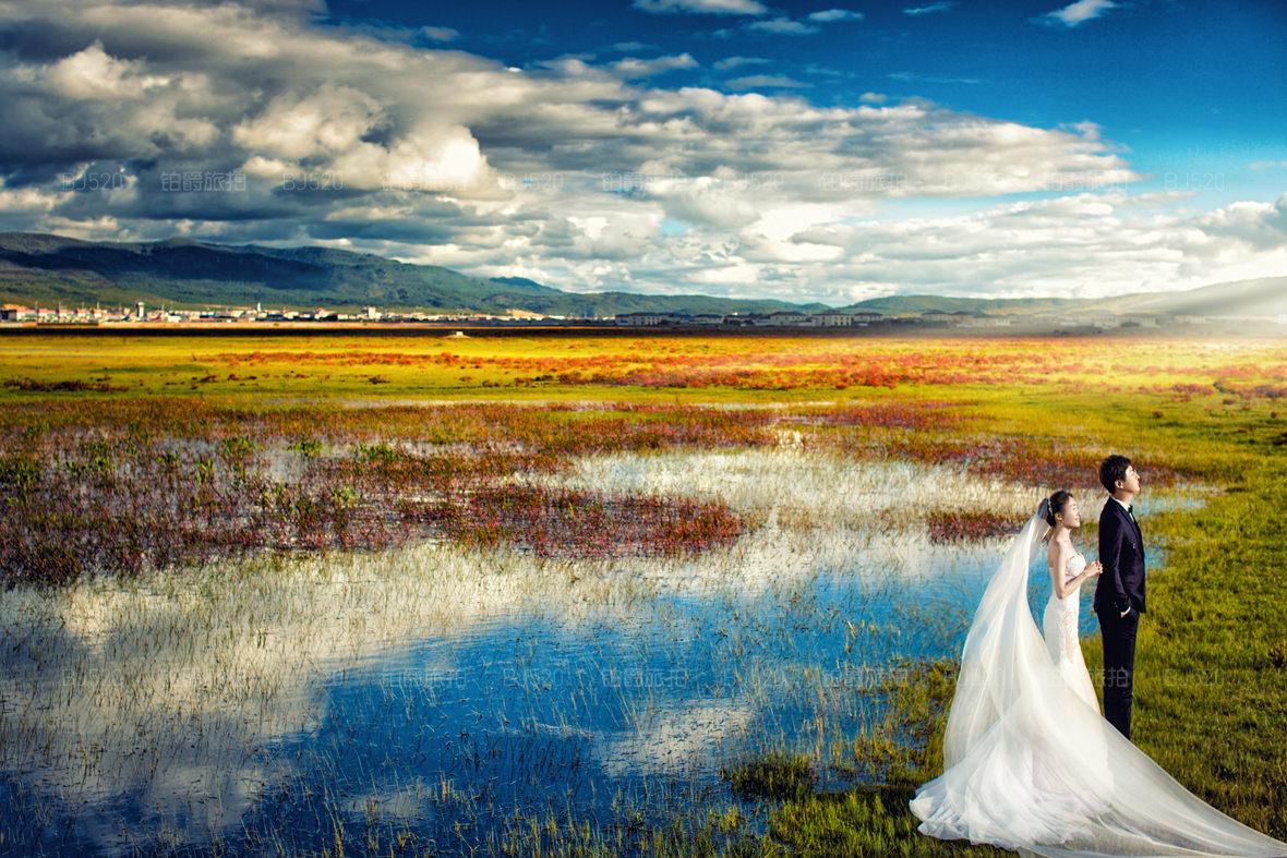 婚纱摄影机构哪家好 挑选婚纱照工作室有哪些好的建议
