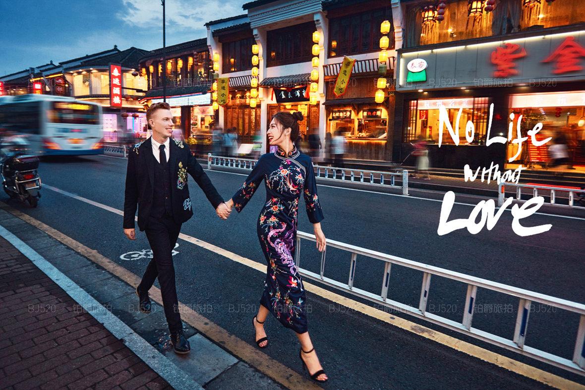 杭州婚纱摄影 杭州婚纱照去哪拍 婚纱摄影景点推荐