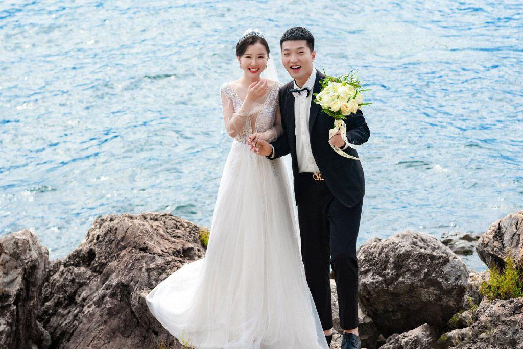 铂爵旅拍大理婚纱照 记录幸福时刻