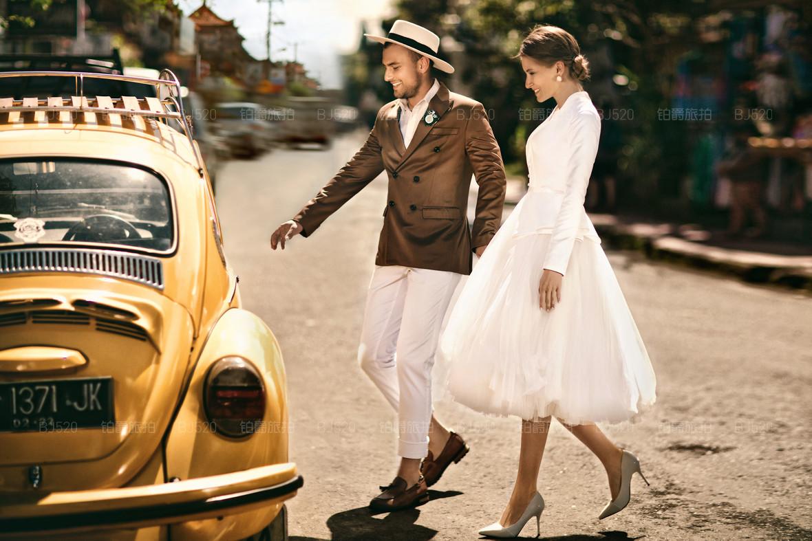 巴厘岛户外婚纱照攻略分享 巴厘岛婚纱照拍摄哪里取景