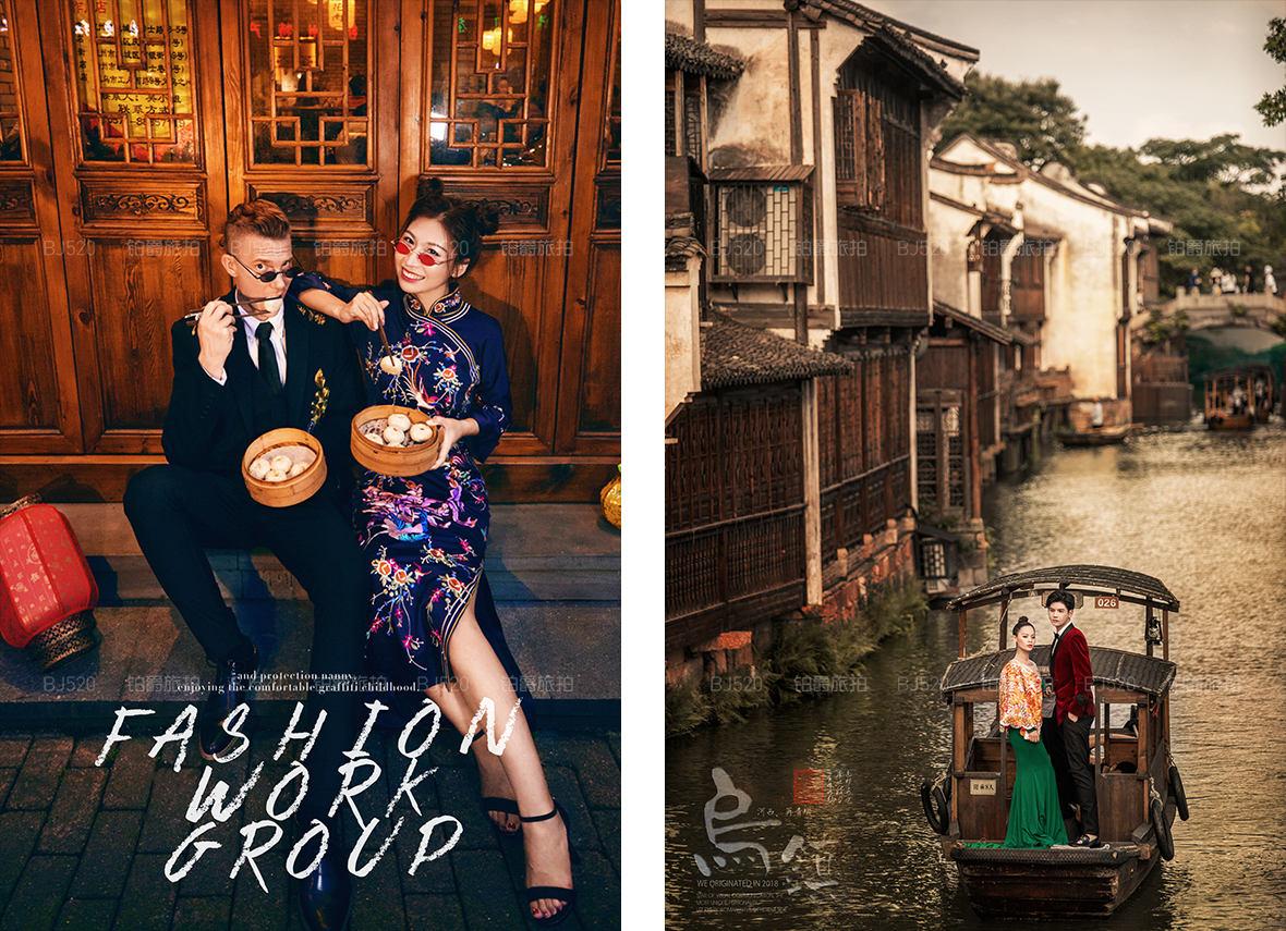 怎么在杭州拍出韵味十足的复古婚纱照 杭州婚纱照拍摄攻略分享