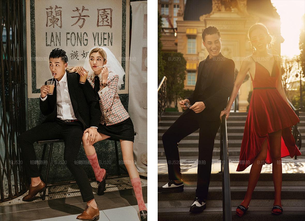 香港婚纱摄影 国庆香港拍婚纱照人会不会很多呢