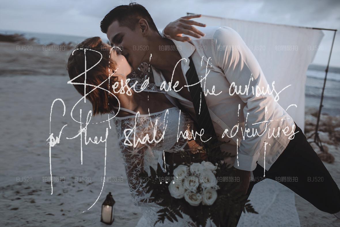 怎么在巴厘岛拍出纯粹浪漫的海景婚纱照 巴厘岛婚纱照拍摄攻略分享