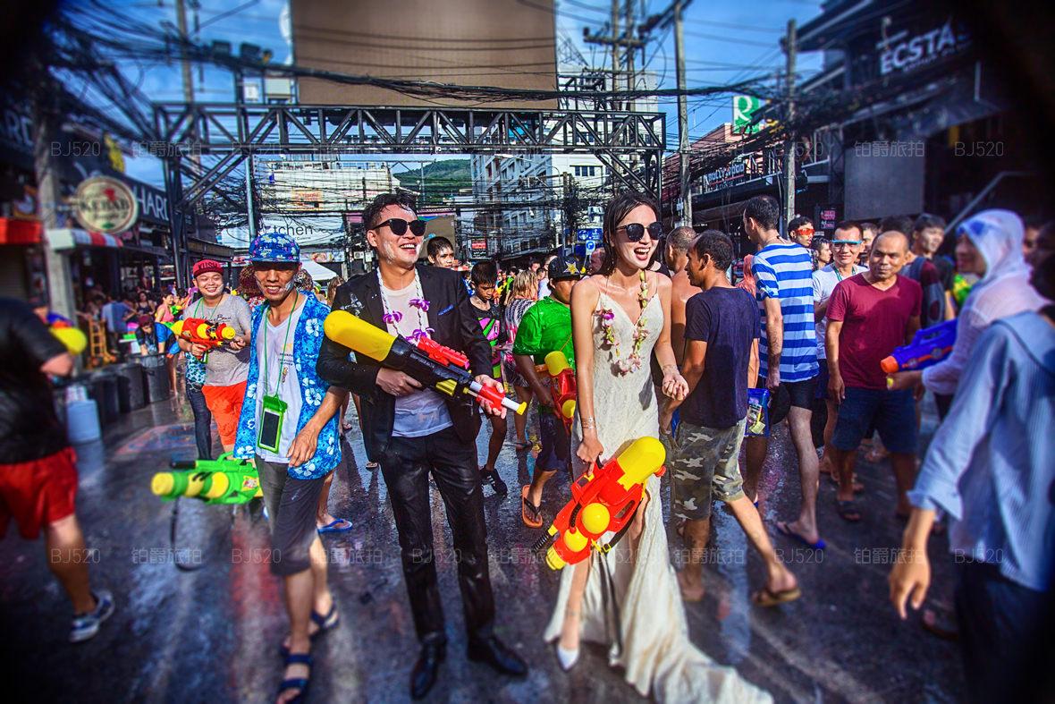 泰国旅行婚纱摄影值得拍照的景点有哪些