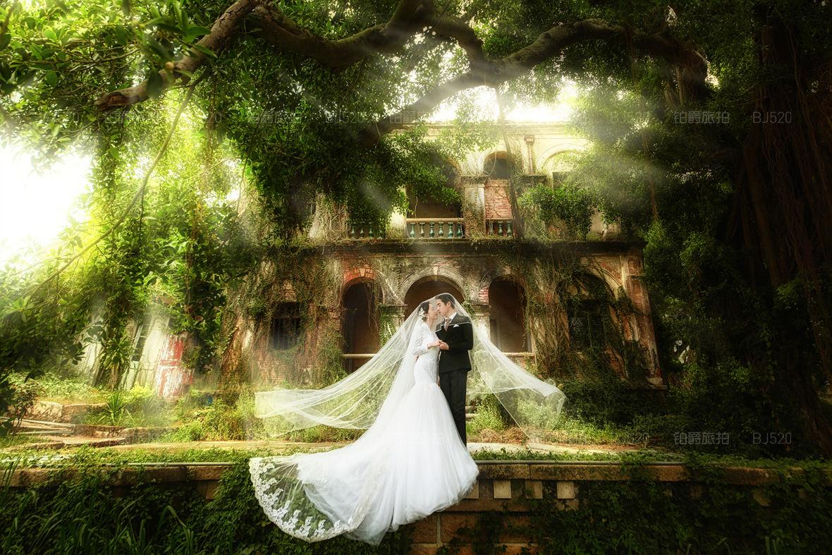 福州婚纱摄影几月拍好?拍婚纱照需要做哪些准备
