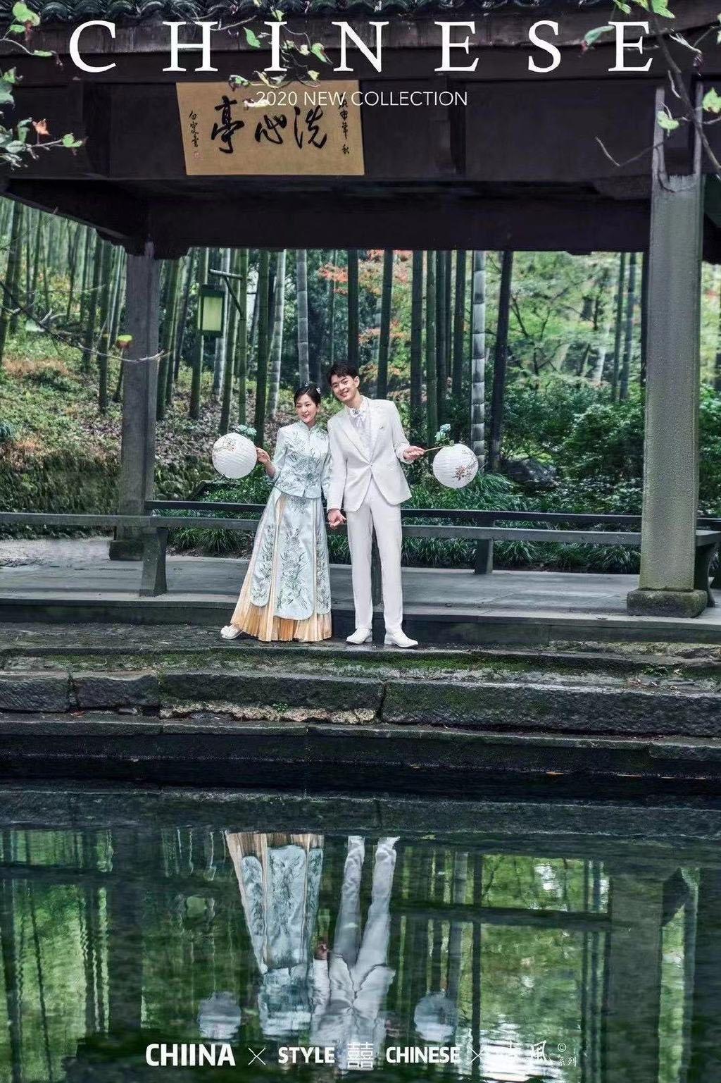 铂爵旅拍婚纱照 难忘杭州婚纱摄影之行
