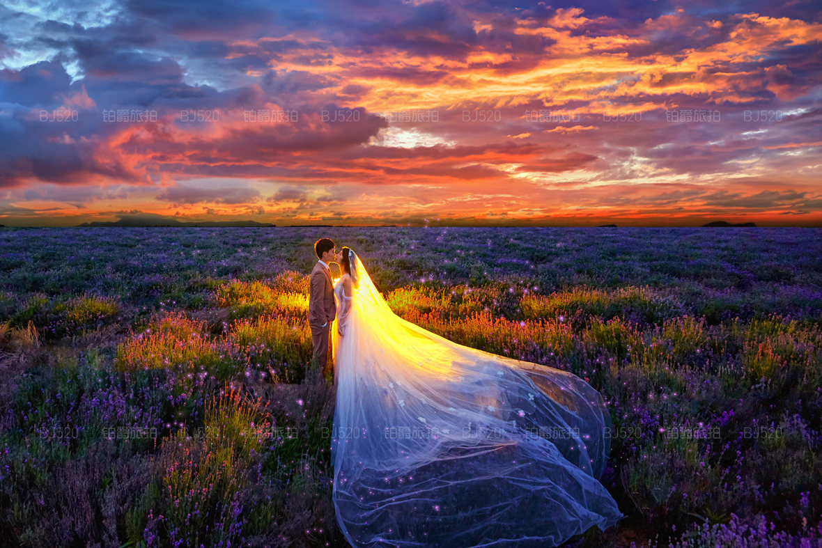 青岛婚纱摄影 青岛拍婚纱照3月份好不好