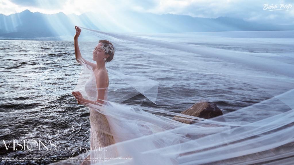 铂爵旅拍大理婚纱摄影 一场说走就走的完美旅拍