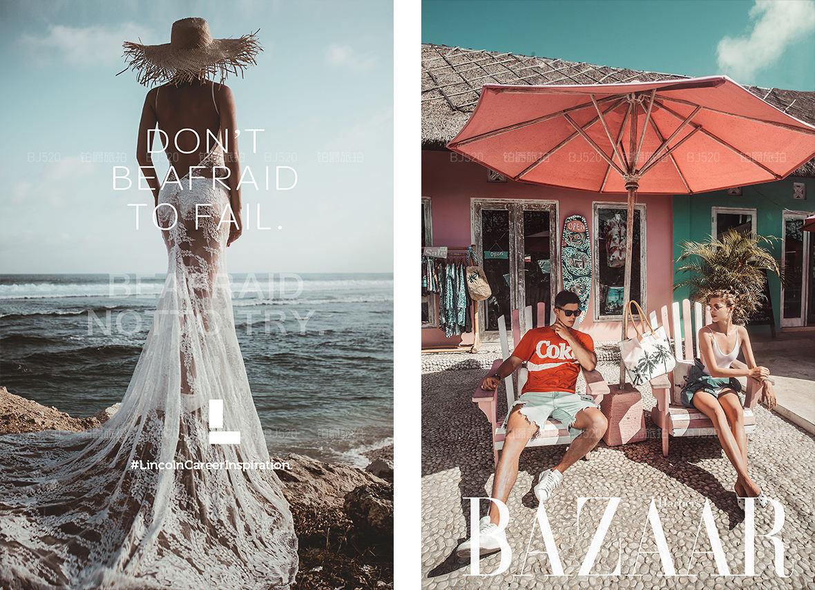 巴厘岛婚纱照 巴厘岛婚纱摄影排行前十哪家好