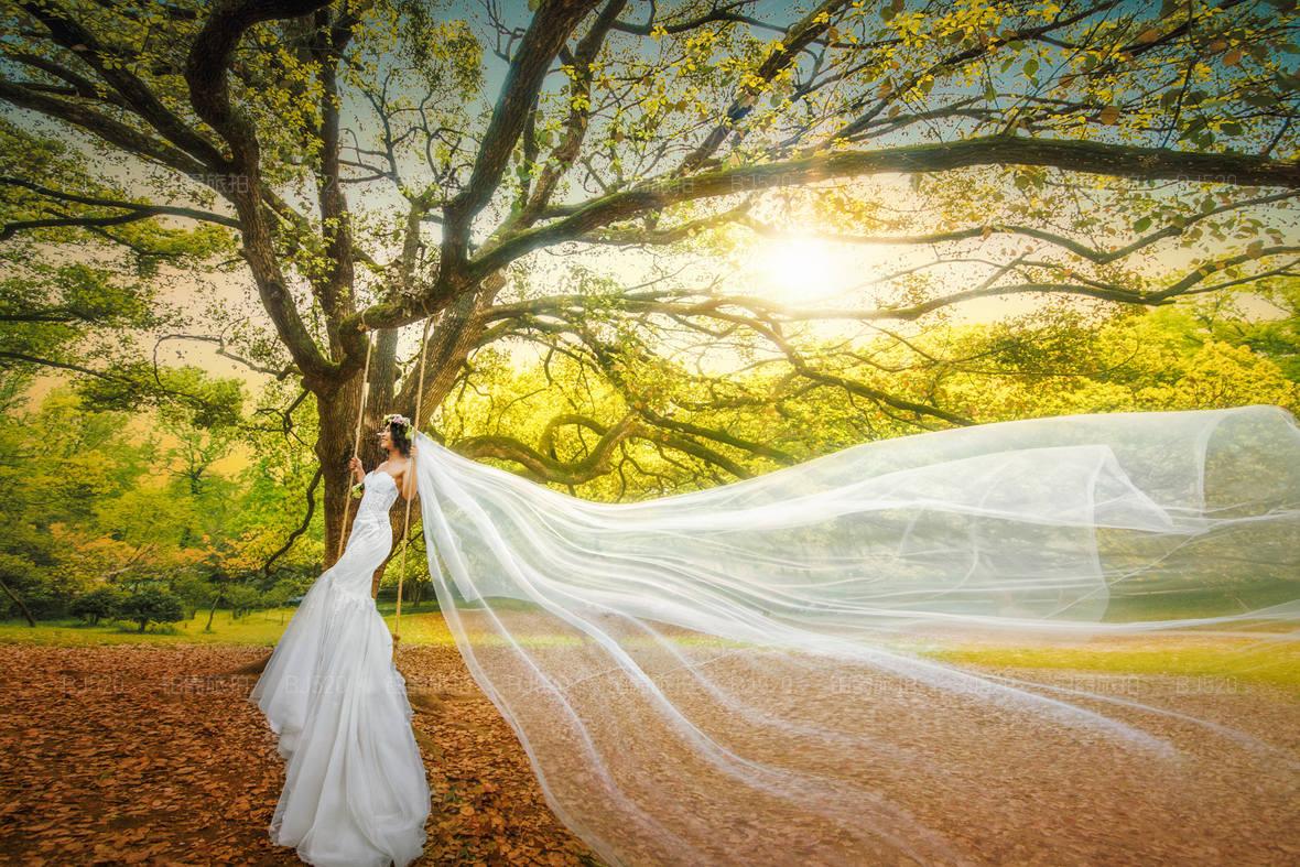 杭州婚纱照 2021杭州拍婚纱照价格行情和景点介绍