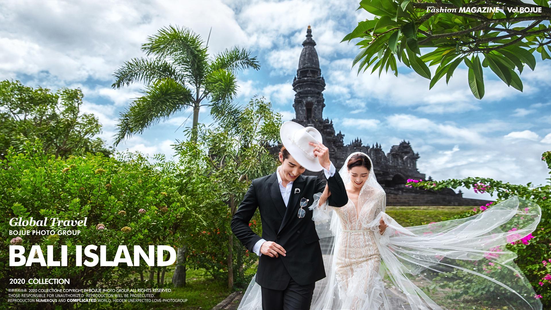 巴厘岛婚纱照 2021巴厘岛拍婚纱照价格行情是怎样的 有哪些注意事项