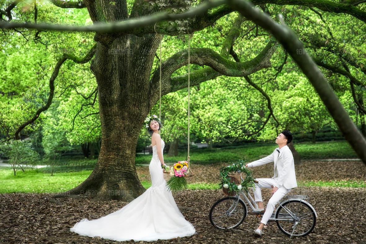 杭州什么季节拍婚纱照好看 杭州婚纱照拍摄最佳时间