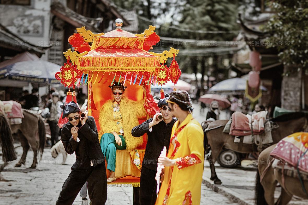 西双版纳婚纱摄影攻略 几月份西双版纳婚纱摄影最合适