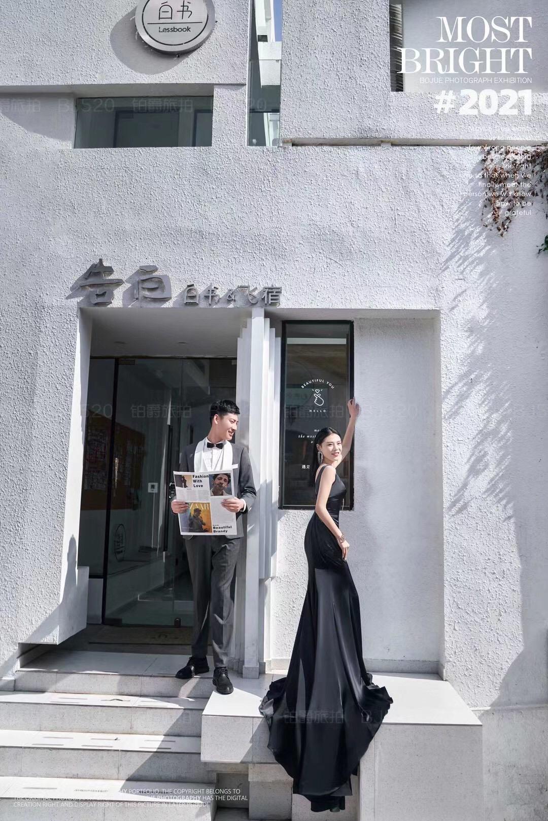 铂爵旅拍厦门婚纱摄影 说走就走的难忘之旅