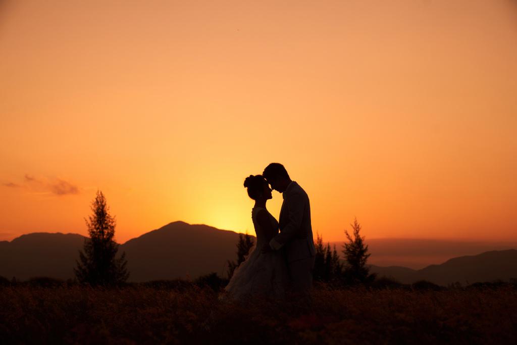 三亚旅拍婚纱照 感谢铂爵旅拍让我们美出了新高度